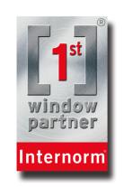 Internorm 1st Window - Gold Level Partner